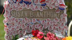 Pourquoi les Américains collent plus que jamais l'étiquette «j'ai voté» sur cette