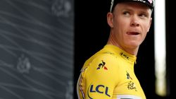 Le cycliste Chris Froome pose nu: il avait quelque chose à