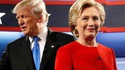 Clinton et Trump suscitent les paris chez