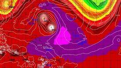 L'ouragan Jose et la tempête Maria pourraient fusionner et créer un «effet