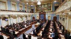 Une nouvelle session parlementaire s'ouvre à Québec à un an des