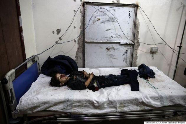 Six enfants tués dans un bombardement du régime syrien sur une