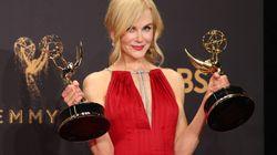 Emmy Awards 2017: Nicole Kidman a eu un problème de chaussure, faux-pas mode ou