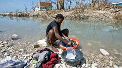 Un mois après Matthew, l'aide en Haïti reste