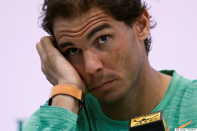 Nadal prêt à «se tuer» à l'entraînement pour revenir en