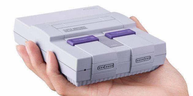 La SNES Classic Edition vendue au Québec après