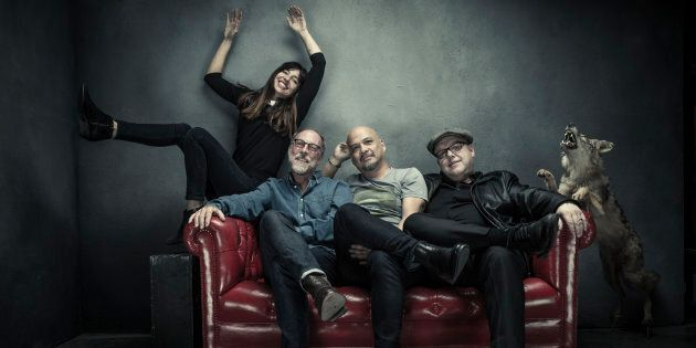 Pixies, l'aventure