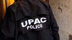 L'UPAC débarque à