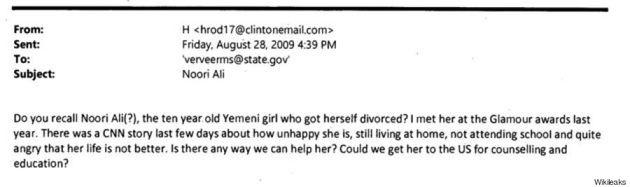 Ces courriels révélés par WikiLeaks prouvent à quel point Hillary Clinton est
