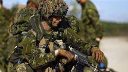 Près de 350 millions d'Ottawa pour une intervention militaire en