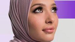 Nura Afia est la nouvelle égérie voilée de Covergirl: une première