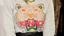Comment Kenzo, avant d'arriver chez H&M, est redevenue une marque ultra-tendance grâce à ce