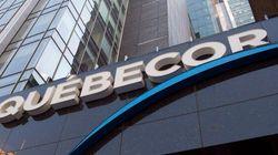 Québecor: une perte nette de 8,3 millions $ au 3e
