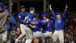 Après avoir souffert pendant 108 ans, les Cubs remportent la Série