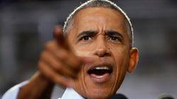 Contre Trump, Obama lance: «le sort de la république est entre vos