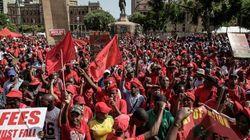 Afrique du Sud: la pression augmente sur le président