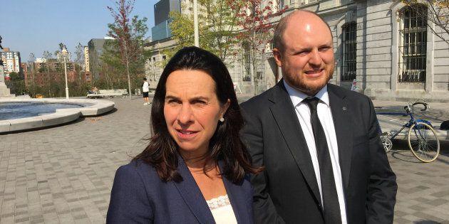 Projet Montréal souhaite acheter 300 autobus hybrides en 3