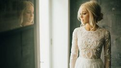 23 splendides robes de mariée à manches