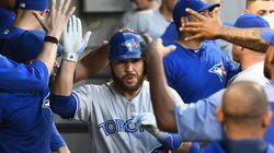 Les Blue Jays seront de retour à Montréal en
