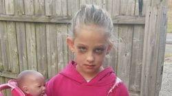 Cette fillette de 7 ans se déguise en maman pour l'Halloween et c'est trop