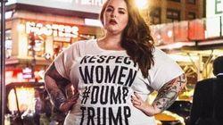 «Respectez les femmes» : La mannequin Tess Holliday en campagne contre