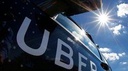 Projet pilote: Uber craint de perdre des chauffeurs en raison des
