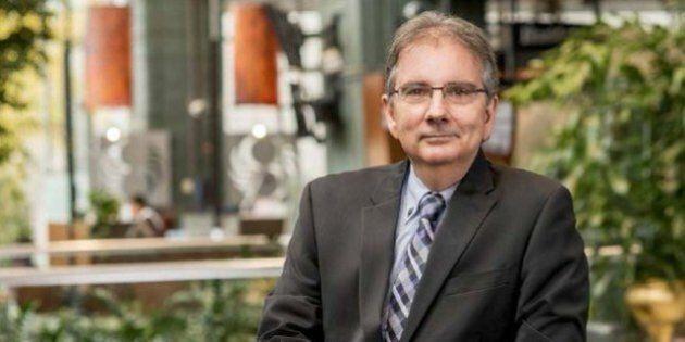 Le président intérimaire de Loto-Québec, Simon Patenaude, est
