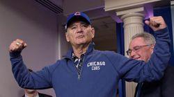 Bill Murray est prêt à tout pour son équipe de baseball