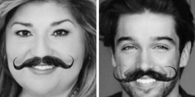 Des personnalités québécoises porteront la moustache pour soutenir la santé