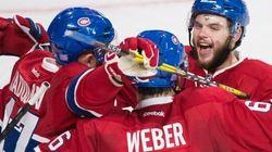 Le Canadien défait les Maple Leafs et signe une septième victoire de