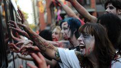 La marche des zombies de