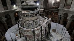La tombe de Jésus ouverte pour la première fois depuis au moins deux