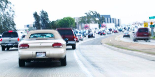 L'autoroute métropolitaine et le tunnel Lafontaine à éviter cette fin de
