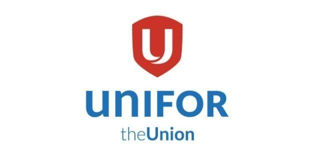 CSeries: piquets symboliques d'Unifor devant plusieurs usines de