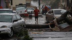 L'ouragan Maria fait 18 morts dans les Caraïbes, Porto Rico