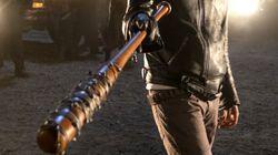 «The Walking Dead»: le «making-of» maquillage de LA scène dégueue