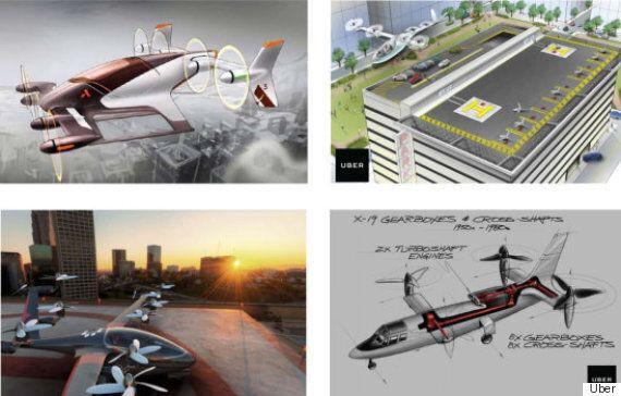 Les voitures volantes, nouvelle obsession