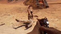 Les bogues les plus drôles de Battlefield