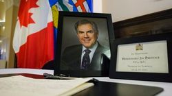 Les funérailles de Jim Prentice ont lieu