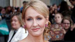 Des livres de J.K. Rowling seront adaptés au petit