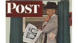 Une toile de Norman Rockwell à saveur électorale sera mise en