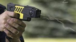 Un enfant de 9 ans maîtrisé avec une arme