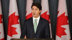 Justin Trudeau nomme neuf nouveaux