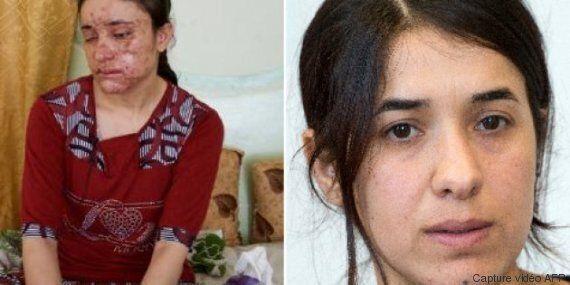 Le Prix Sakharov 2016 décerné à deux femmes rescapées du groupe État