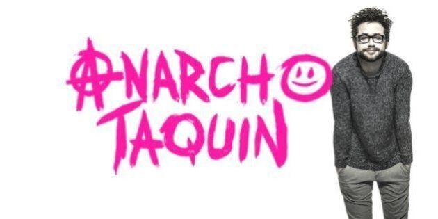 Fred Dubé présentera «Anarcho-Taquin» au Club
