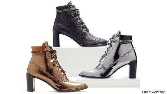Gigi Hadid se lance dans la création de bottes pour Stuart