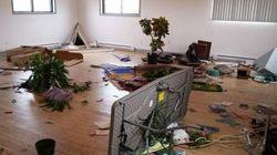 Arrestation pour vandalisme au Centre culturel musulman de