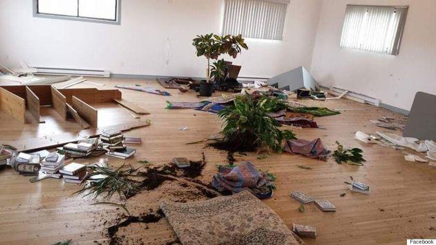 Sept-Îles: arrestation pour vandalisme au Centre culturel