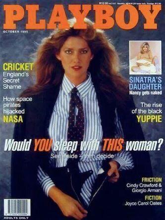 La mannequin trans Caroline Cossey raconte comment Hugh Hefner, fondateur de Playboy, s'est battu pour