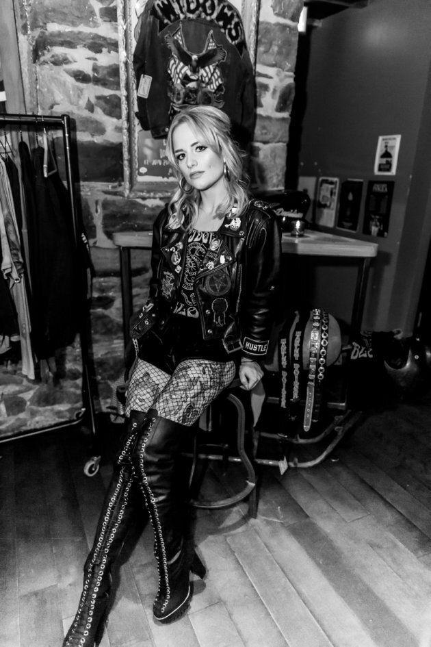 Widow's Blow une griffe québécoise de vêtements uniques et rock signée Erika